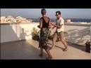 50s Jiving Rockabilly Jive Dance RocknRoll Dance Rooftop Lisa Hannes