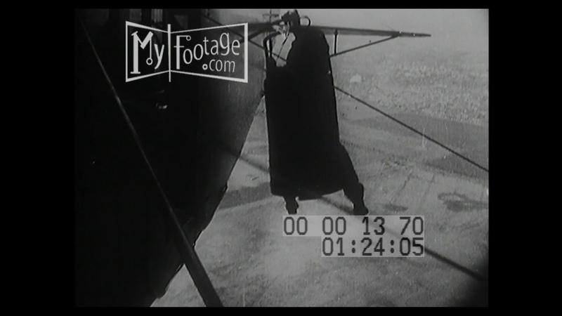 1930 Skydivers Test Automatic Parachute
