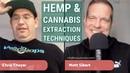Hemp Cannabis Extraction Techniques Chris Thayer Matt Sibert CBD Business Success