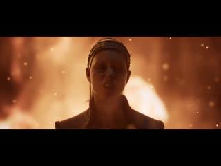 Senua's saga hellblade 2 official reveal trailer