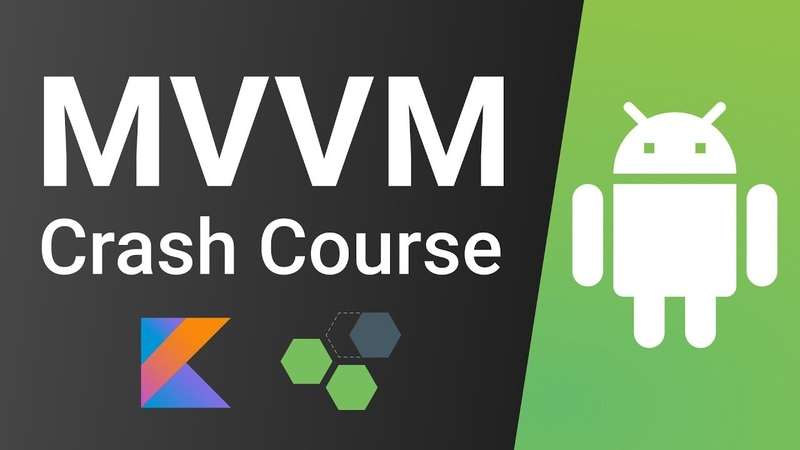 2. Android MVVM Kotlin Tutorial - LiveData ViewModel (Android Architecture Components)