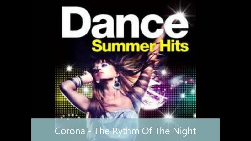 Corona The Rythm Of The Night