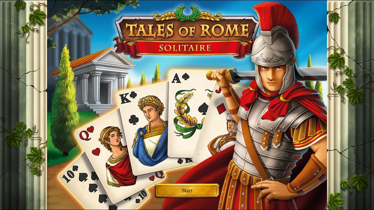 Сказания о Риме. Пасьянс | Tales of Rome: Solitaire (En)