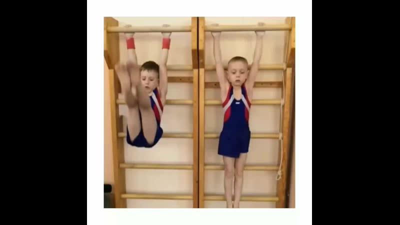 Спортивная гимнастика mp4