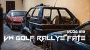 Судьба Golf Rallye mk2 Решилась судьба гольфа и покрас центров BMW e36 Fittedlow vlog s13