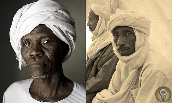 Таинственное племя Тубу