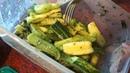Огурцы малосольные в контейнере самые быстрые - за 2 часа! Cucumber Salad Fast Recipe