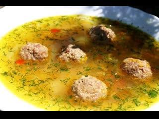 Классная подборка сытных горячих супов