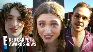 """Stranger Things"" Cast Warn Fans Not to Watch Season 3 Alone 