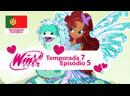 Clube Winx: Temporada 7, Episódio 5 - «Um amigo do passado» (Português Europeu)