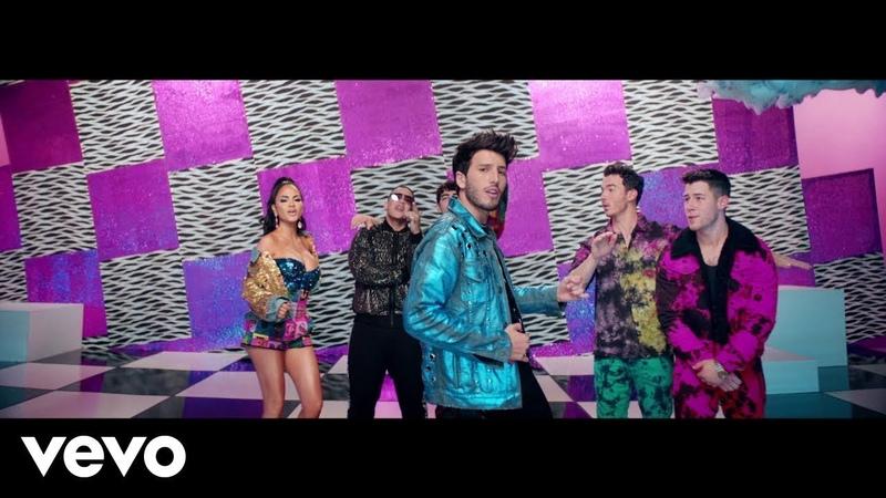 Sebastián Yatra Daddy Yankee Natti Natasha Runaway ft Jonas Brothers