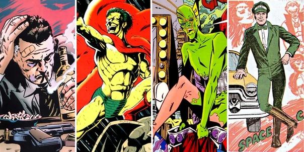 DC Universe готовит сериал о самых абсурдных персонажах вселенной