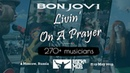 Livin' On A Prayer Bon Jovi Rocknmob Moscow 8 270 musicians