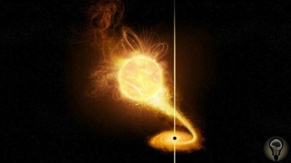Что будет, если в Солнечной системе появится черная дыра Мысленные эксперименты отличная штука. Мы можем представить, что будет, если исчезнет Луна, и подозреваем, что наши предки видели