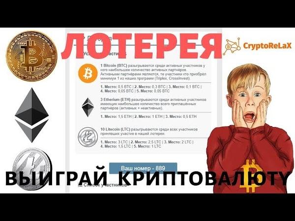 ContyNet лотерея ВЫИГРАЙ BTC ETH LTC Bonus заработок биткоинов без вложений bounty airdrop