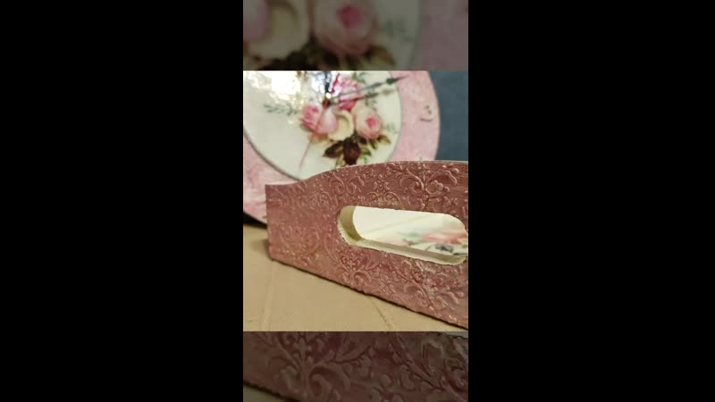 ♡ комплект в стилистике шебби шик ♡ mp4