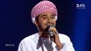 Haitham Mohammed Rafi Habibi выбор вслепую Голос страны 9 сезон