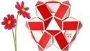 Smiggle Snake puzzle Flower. Rubik snake Flowers. Rubiks Twist. Magic Rubiks snake 24. Autism toy
