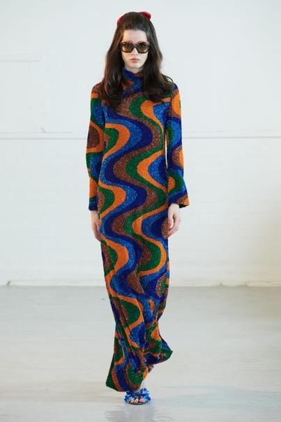 Ashish eady-To-Wear, Лондон, Коллекция Осень-зима 2020/2021