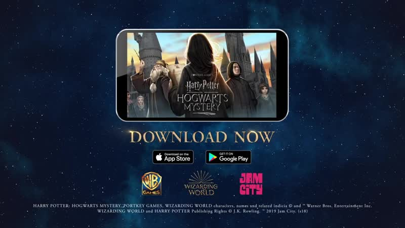 Harry Potter- Hogwarts Mystery - Official New Mobile Game Trailer 2019