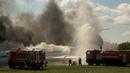 Комплексные пожарно-тактические учения МЧС (фрагмент...)