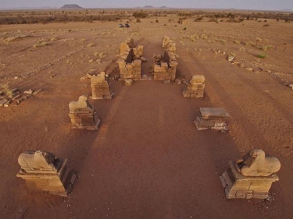 Пирамиды Нубии. Часть 2