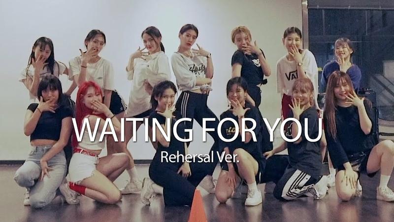 Rehersal | Waiting For You - Unlike Pluto(ft.Joanna Jones) | Euanflow Choreography
