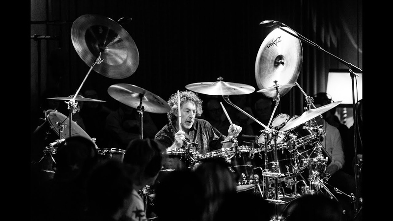 SIMON PHILLIPS / PROTOCOL 4 - ALL THINGS CONSIDERED - STUDIO LIVE SESSION - LITTLE BIG BEAT STUDIOS