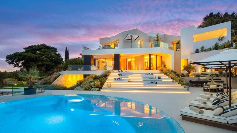 New Luxury Modern Villa El Herrojo La Quinta Marbella Spain SOLD