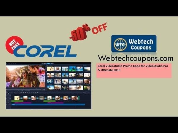 Corel videostudio ultimate 2019 coupon, ultimate x10 Discount Code 30% Off