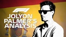 Jolyon Palmer Analyses The Turn 1 Melee and More! 2019 Spanish Grand Prix