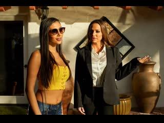 Abigail mac, gianna dior a new start () [2020 г., lesbian, sunglasses, blouse, jeans, tanktop, mediumass, smallass]