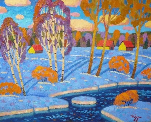 Игорь Бердышев  современный русский художник