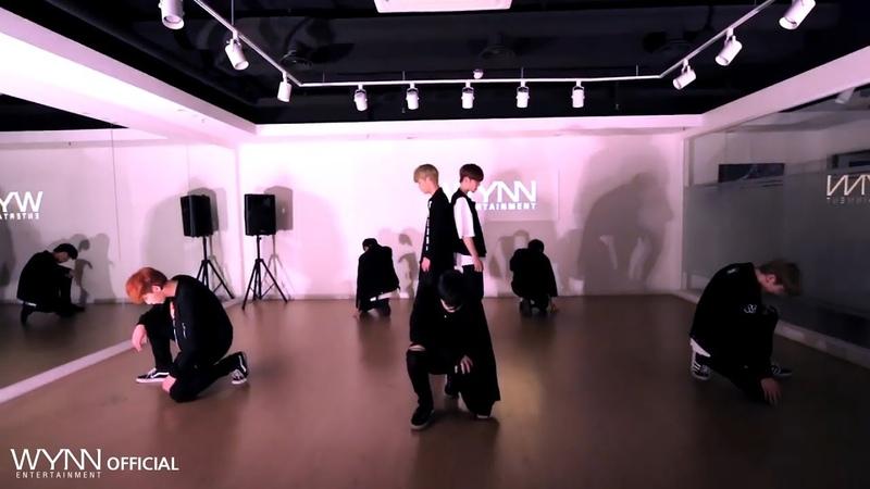 SPECTRUM(스펙트럼) - 불붙여(Light it up) 안무영상 (Dance Practice) 편집ver.