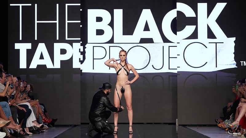 THE BLACK TAPE PROJECT 4K Miami Swim Week 2019 Art Hearts Fashion