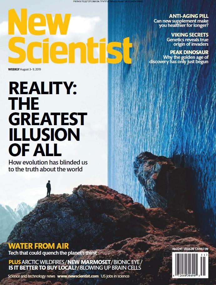 New Scientist - 03.08.2019