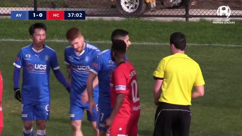 NPL Victoria Round 21, Avondale FC vs Hume City