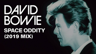 David Bowie - Space Oddity (2019 Mix) [Official Video]