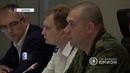 Глава ДНР провел совещание по вопросам усиления мер безопасности. 16.07.2019, Панорама
