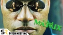 The Matrix Pitch Meeting: Keanu Reeves And Lots Of Leather