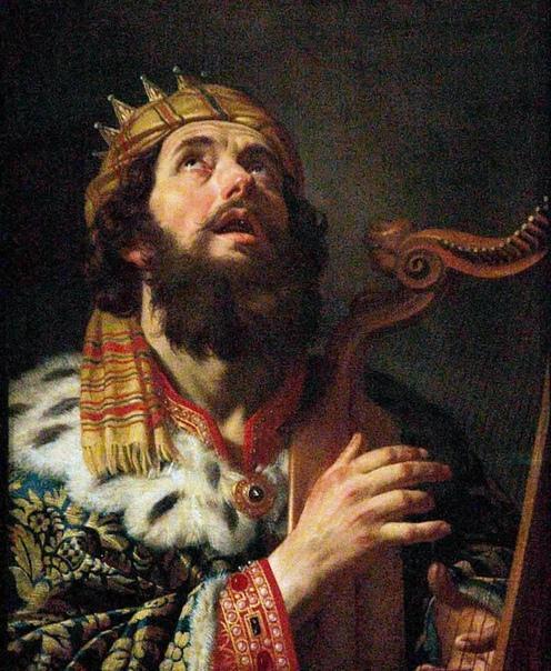 Царь Давид Второй предводитель Израильского царства, сделавший Иерусалим центром духовного паломничества. Давид был богобоязненным и мудрым правителем, которому, как и всем смертным, было