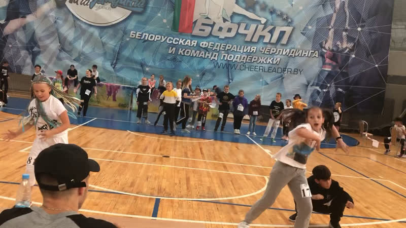 Х/х Пинск 2019. Настя Лапина и Соня Комарова