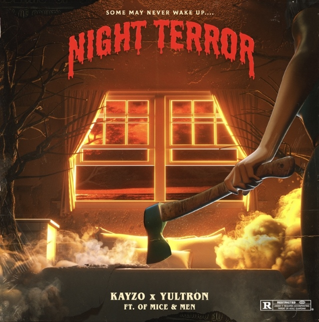 Kayzo & YULTRON - NIGHT TERROR (Single)