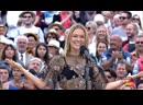 Linda Hesse Sommerwiese ZDF Fernsehgarten 10 09 2017
