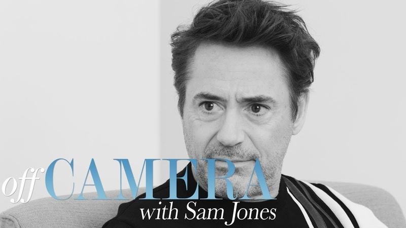 Robert Downey Jr Explains Mesh of Minds that Made Tony Stark