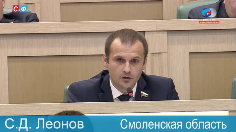 Сенатор Леонов требует объективного расследования дела против калининградских врачей