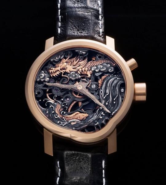 Часы Dragon Gate Legend («Легенда драконовых ворот»