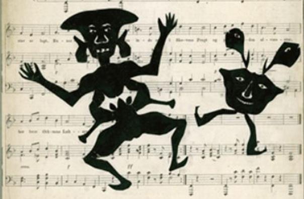 Всемирно известный сказочник Ганс Христиан Андерсен любил на досуге вырезать картины из бумаги Их персонажами становились герои текстов писателя: дервиши, коты, Пьер, Оле-Лукойе, балерины и