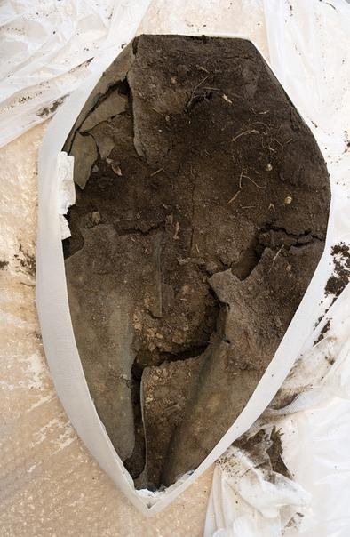 В Норвегии найден древнеримский бронзовый котел