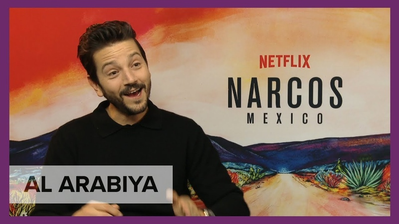 Narcos: Mexico star Diego Luna refused to meet with the real-life narco he plays
